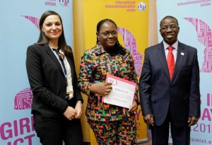 ITU Girls in ICT Day Global Laureates - Mrs Martha Omoekpen Alade [WITIN]
